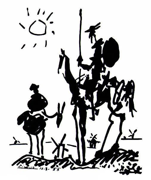 Picasso DonQuijote